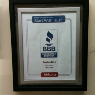 Jul 31, 2009  Better Business Bureau