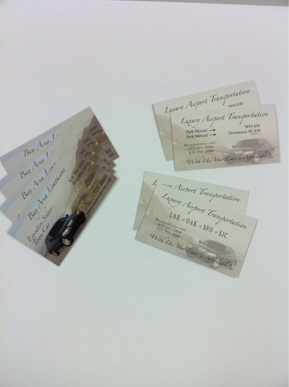 March 10th, 2011  Business Cards