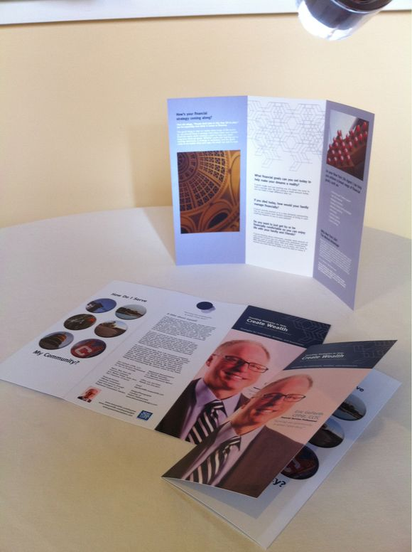 June 24th, 2011  Tri-Fold Brochure