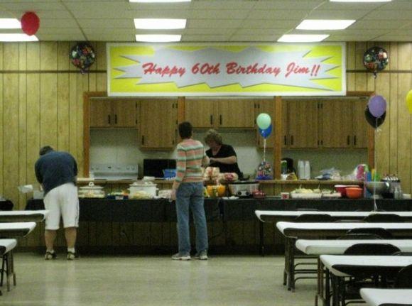 December 31st, 2011  Birthday Banners