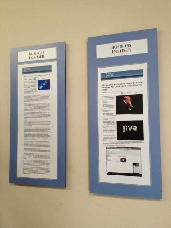 January 26th, 2012  Office Decor
