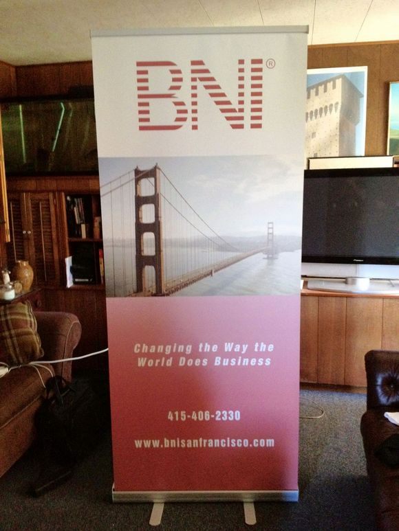 May 25th, 2012  Pull Up Banners