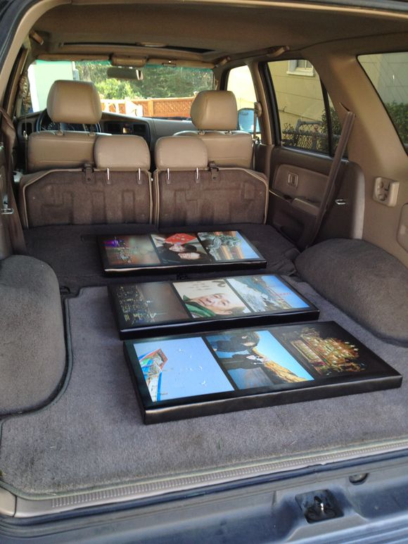 March 6th, 2012  Gallery Wrapped Giclee's