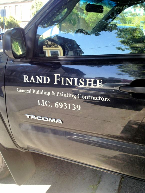 October 3rd, 2012  Truck Branding