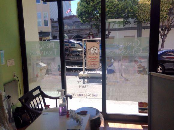 July 26th, 2014  Window Mesh