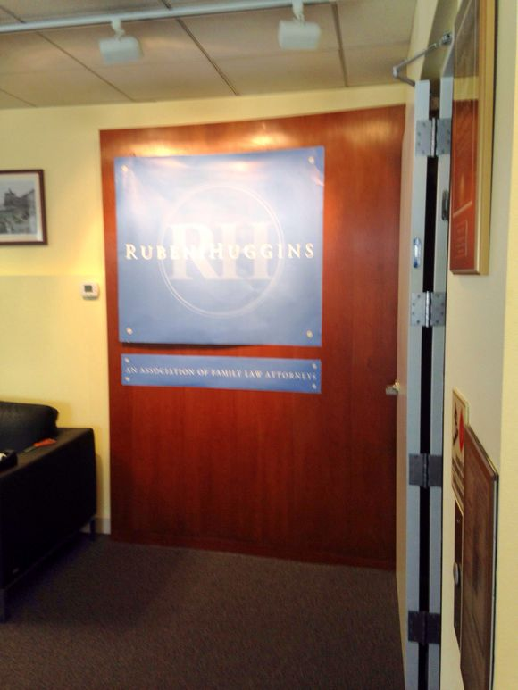 May 12th, 2014  Office Signage