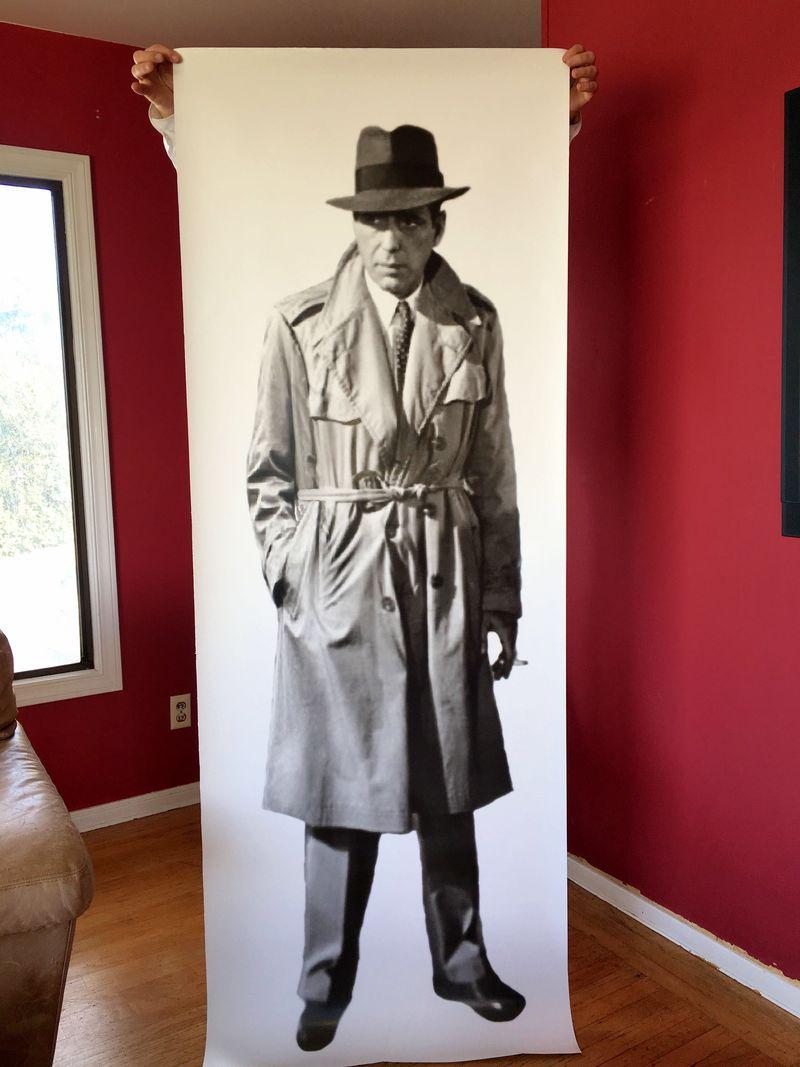 Trenchcoat Bogart